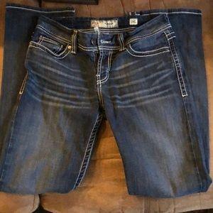 BKE Harper jeans bootcut